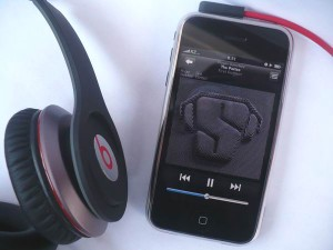iPhone Beats