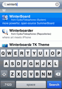 Cydia-Search