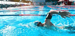 Swimming-iPhone