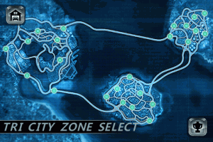 NFS-map