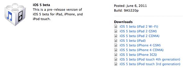iOS-5-beta