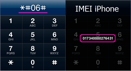 IMEI-код.