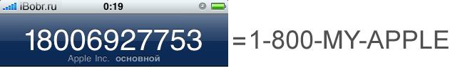 iPhone-nabor