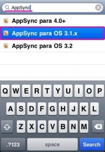 Ustanovit-AppSync