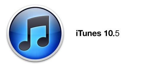 iTunes-10.5