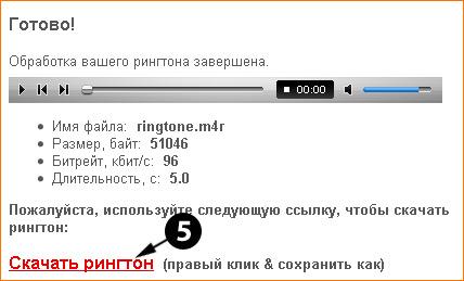 iPhone-Ringer