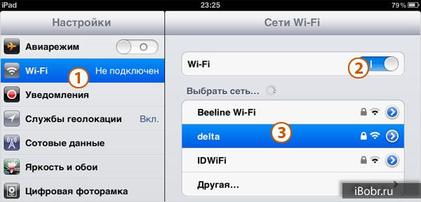 iPad-Wi-Fi
