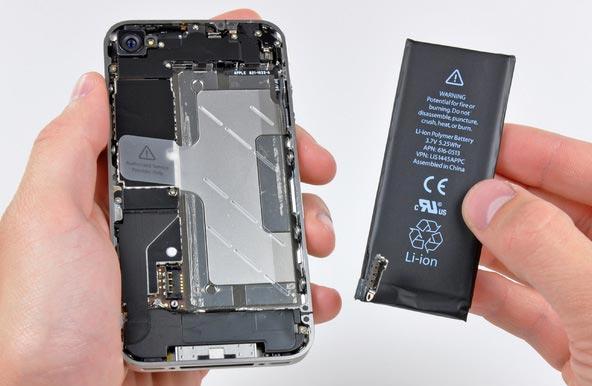 Iphone 4 инструкция по разборке