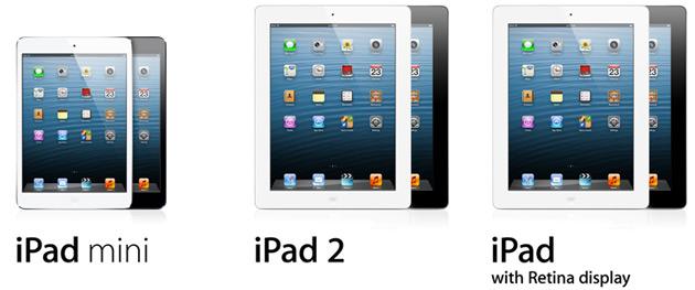 iPad's