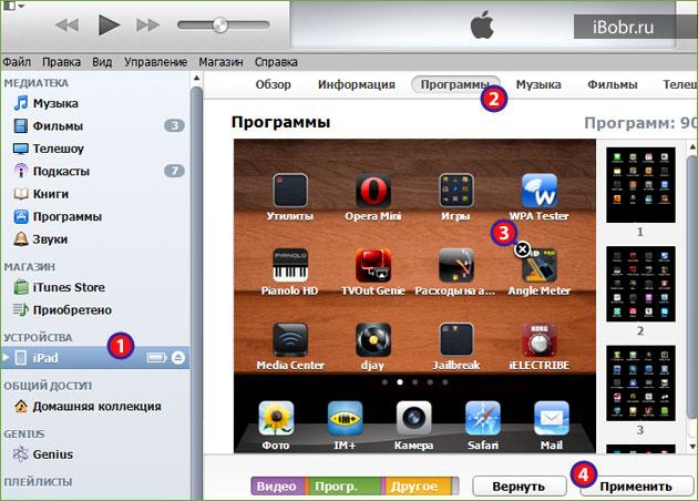 iPad-del