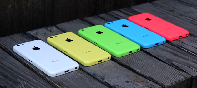 Apple-iPhone5C