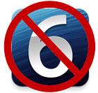 iOS6-stop