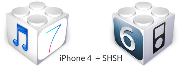 iPhone4+SHSH