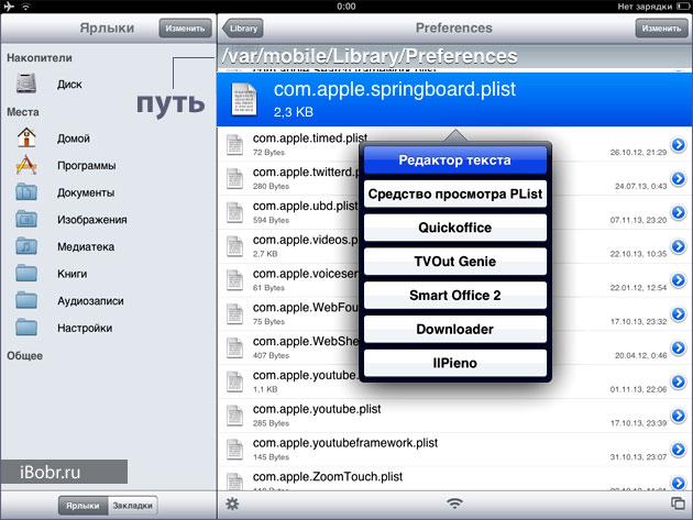 iPad-Pass