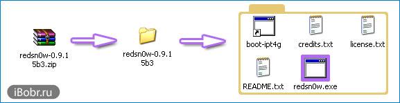 RedSn0w-File