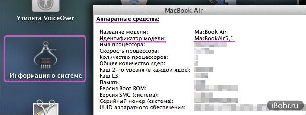 Model-ID-Mac