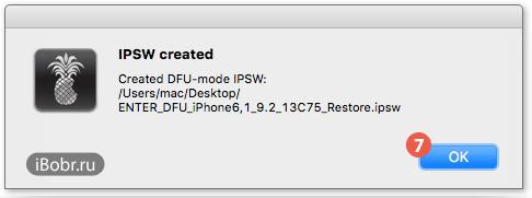 DFU-iOS
