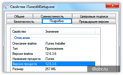 iTunes_File_version